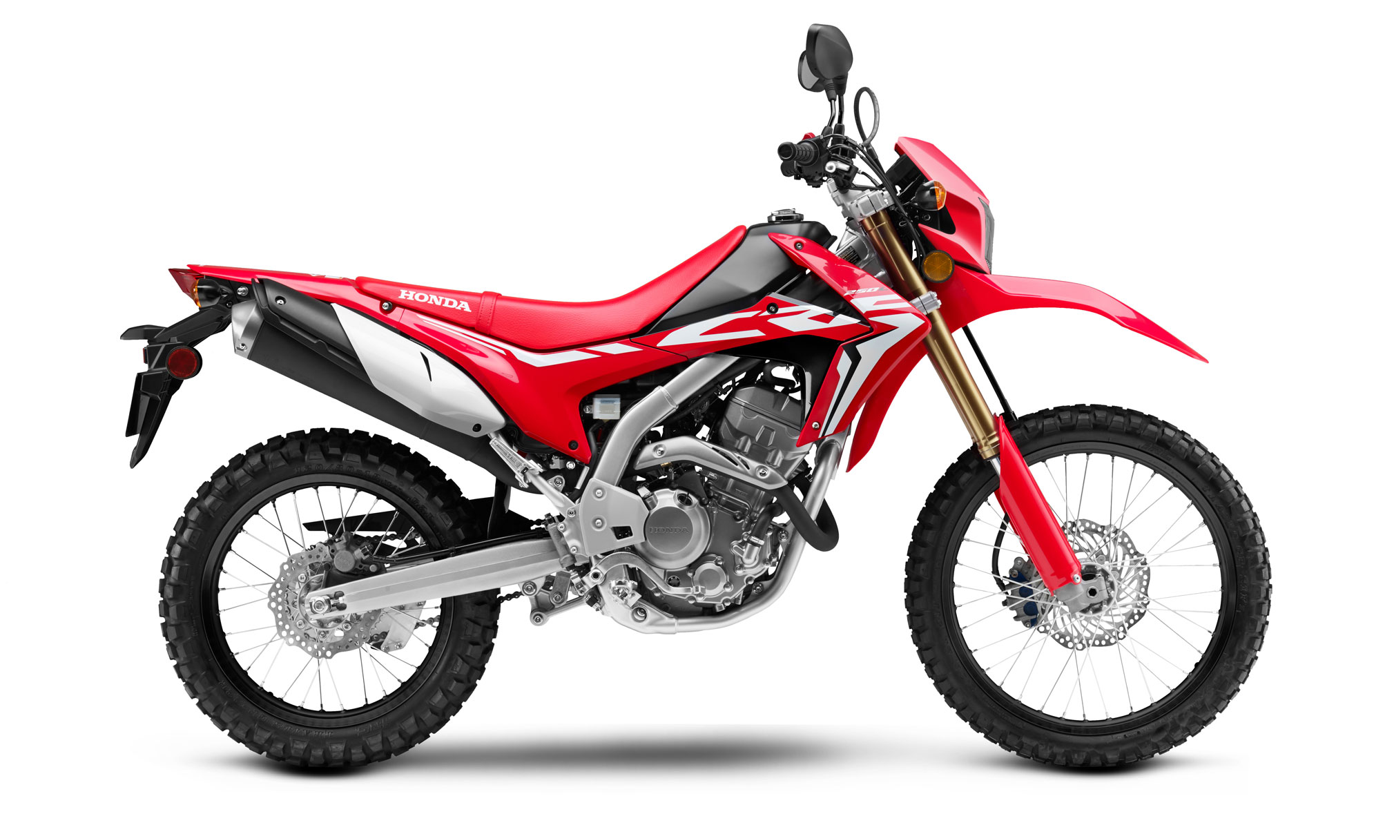 2019 Honda Crf250l Guide Total Motorcycle