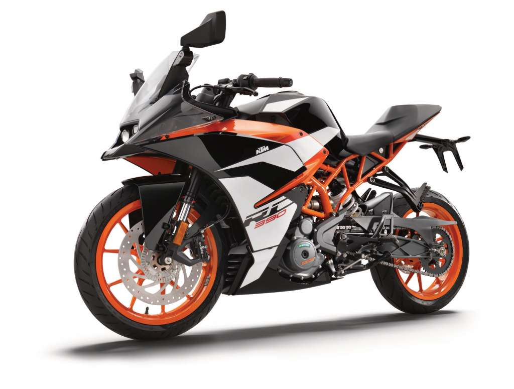 2019 Ktm Rc390 Guide Total Motorcycle