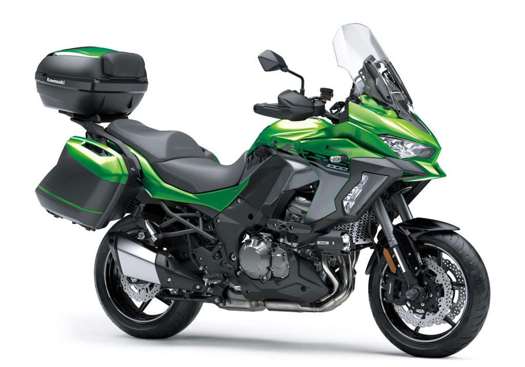 2019 Kawasaki Versys 1000 SE Guide • TotalMotorcycle
