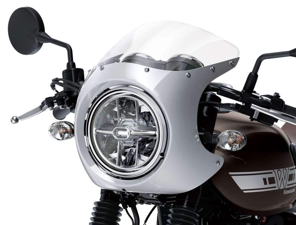 2019 Kawasaki W800 Cafe Guide Totalmotorcycle