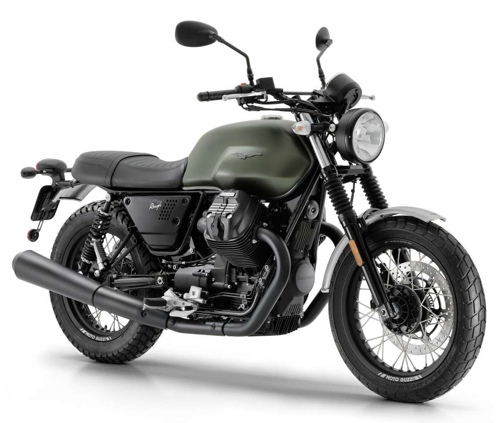 2019: 2019 Moto Guzzi V7 III Rough Guide • Total Motorcycle