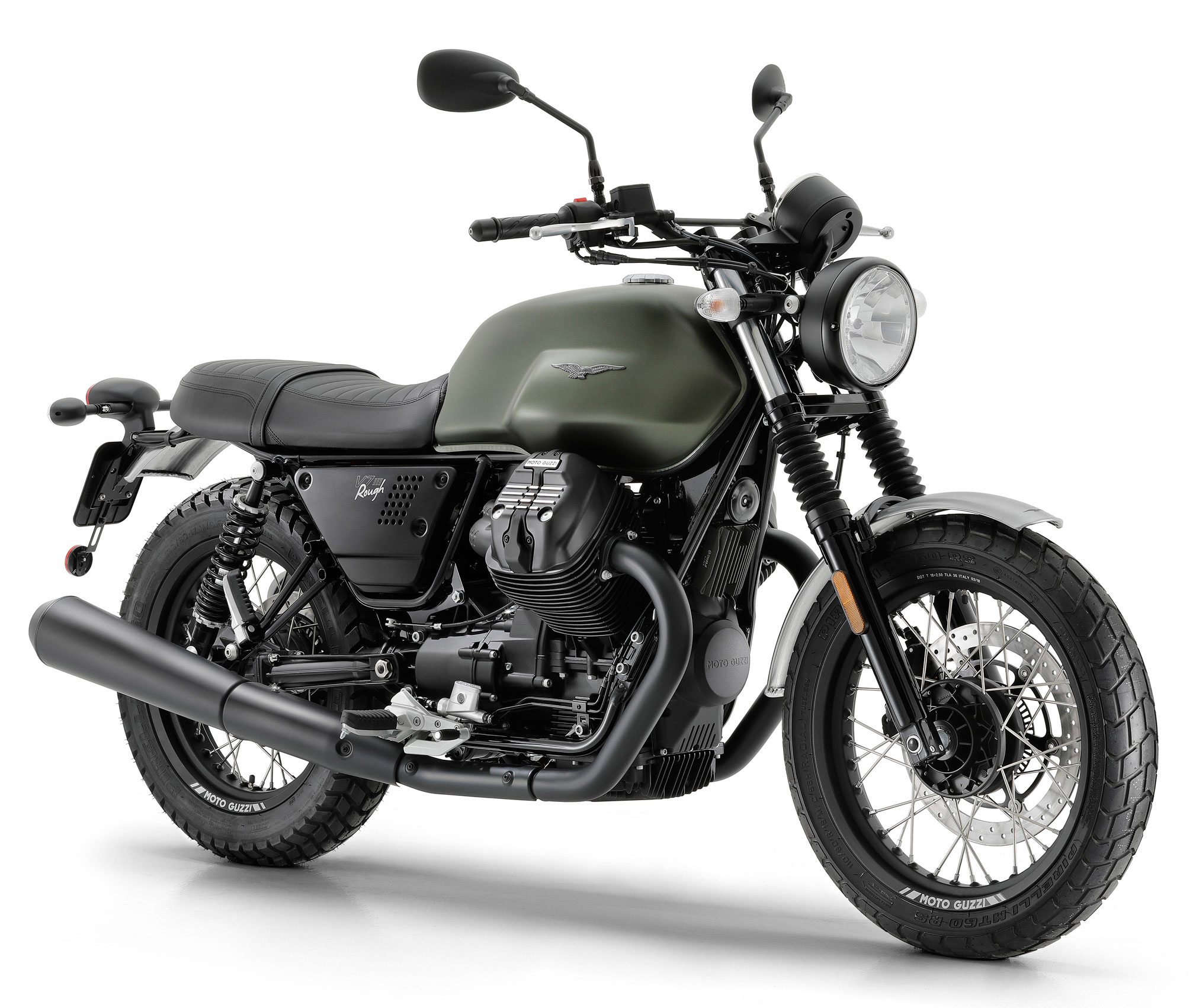 2019 moto guzzi v7 iii rough guide total motorcycle. Black Bedroom Furniture Sets. Home Design Ideas