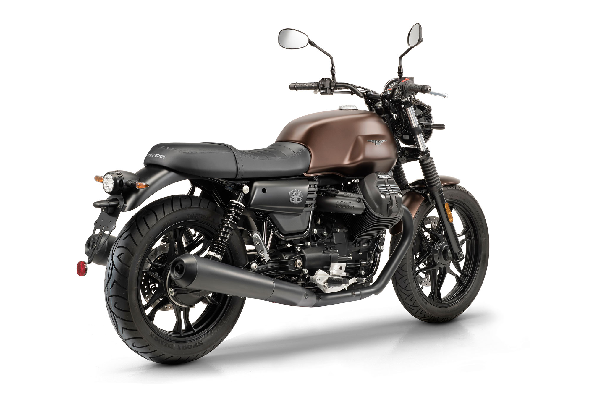 2019 moto guzzi v7 iii stone night pack guide total. Black Bedroom Furniture Sets. Home Design Ideas