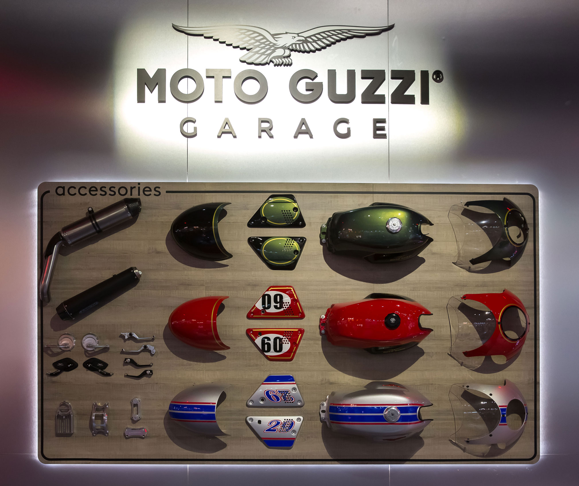 2019 Moto Guzzi V7 Iii Stripes Accessories Kit Guide Total Motorcycle