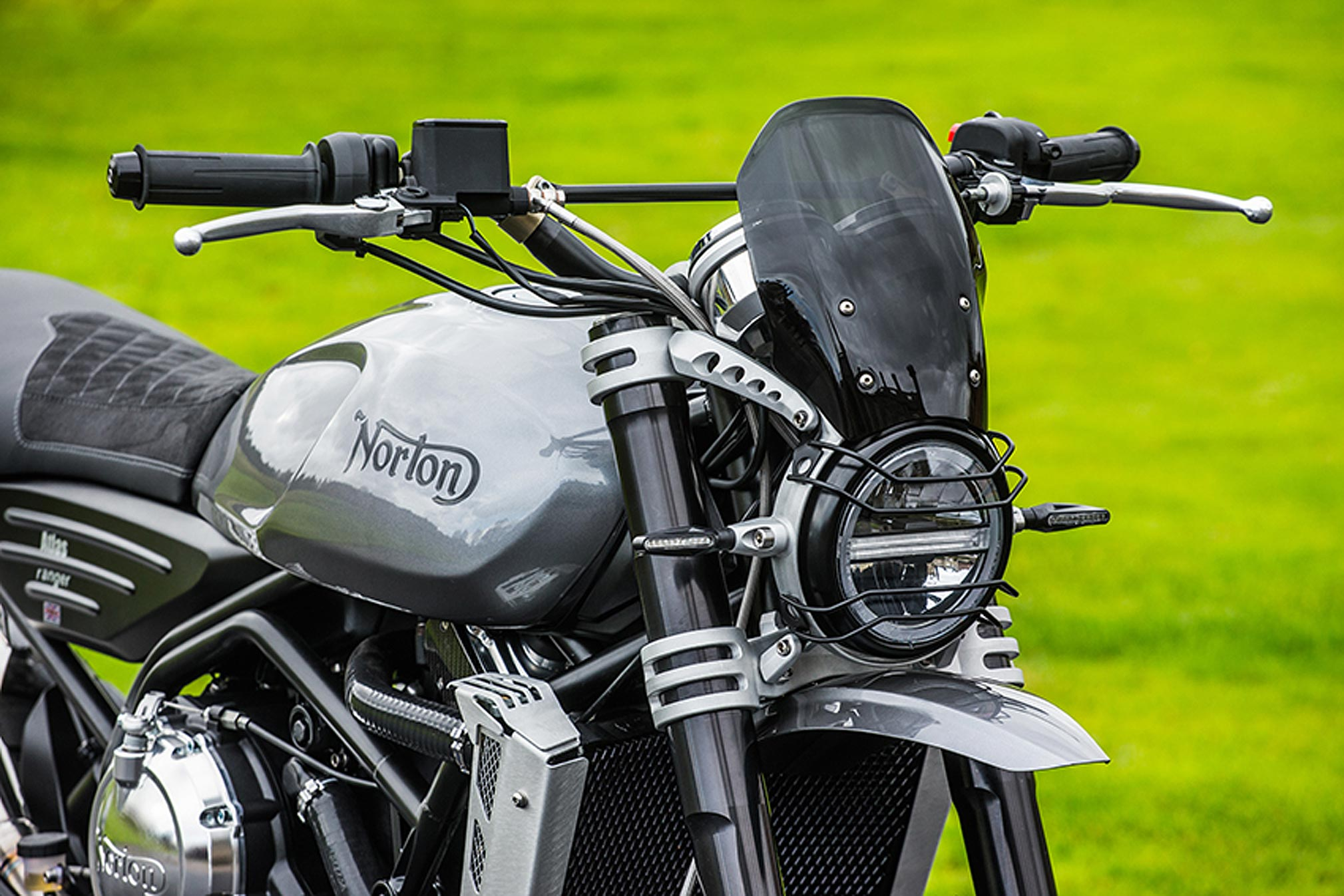 2019 Norton Atlas Ranger Guide Total Motorcycle