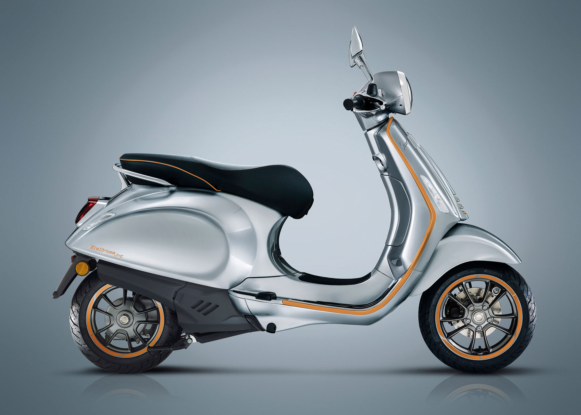 2019 Vespa Elettrica X Guide Total Motorcycle