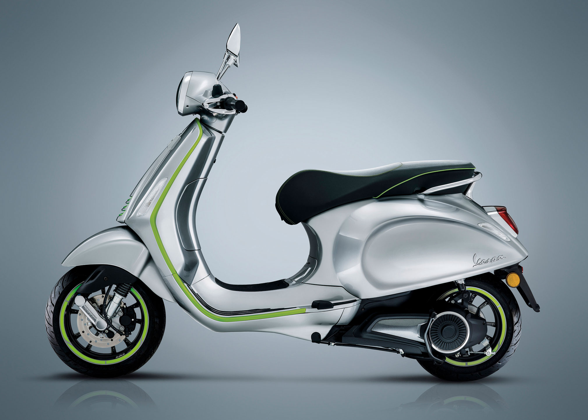 2019 Vespa Elettrica Guide • Total Motorcycle