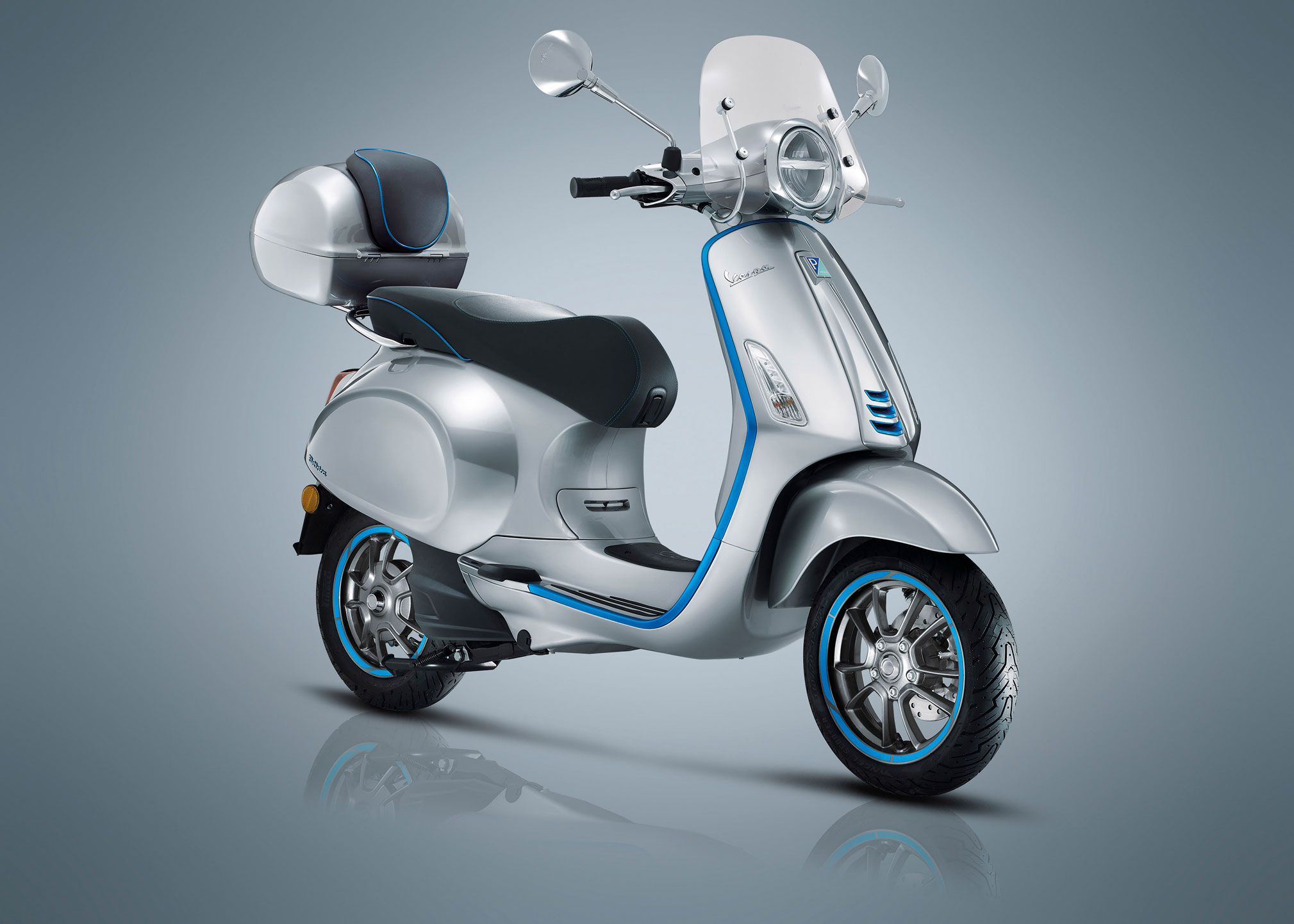 Vespa Scooters Electric Wiring Diagrams