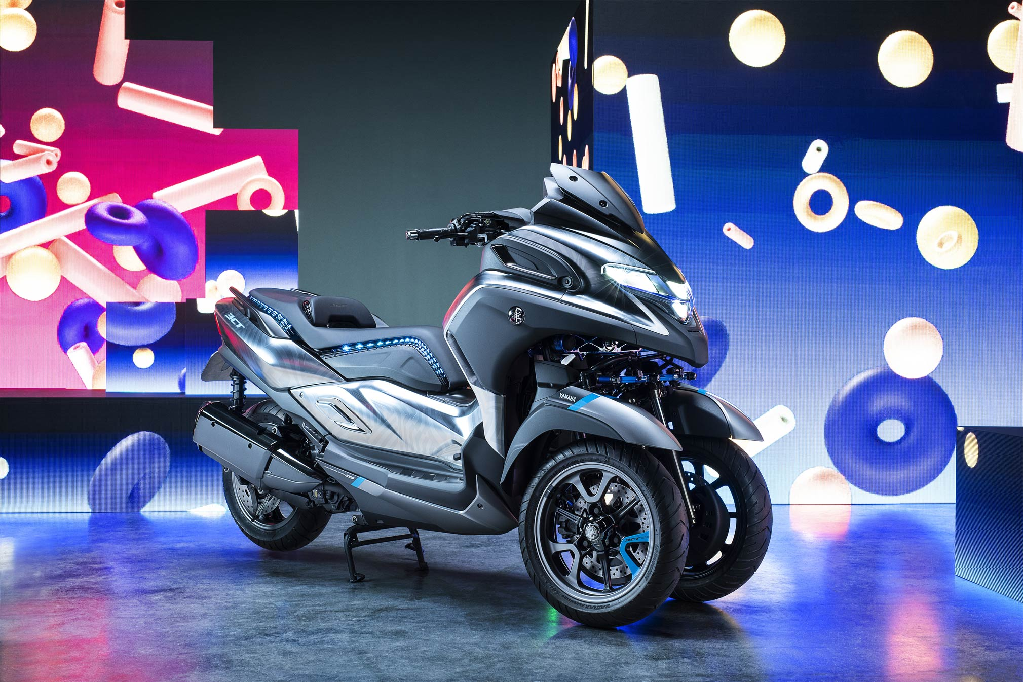 yamaha ct concept guide total motorcycle