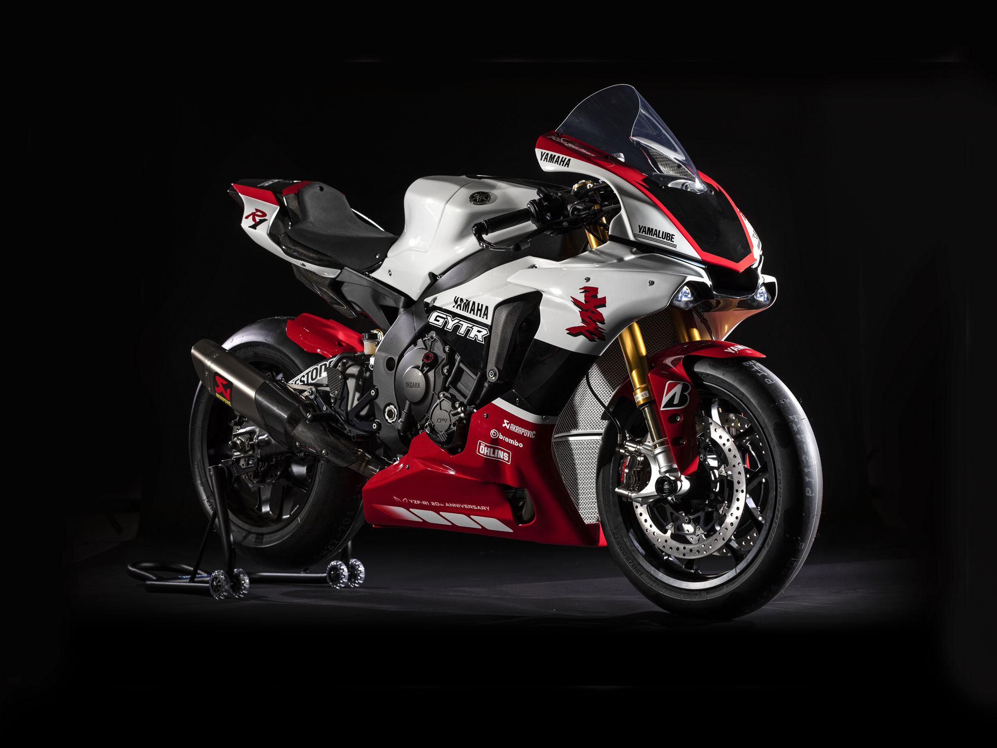 2019 Yamaha Yzf R1 Gytr Guide Total Motorcycle