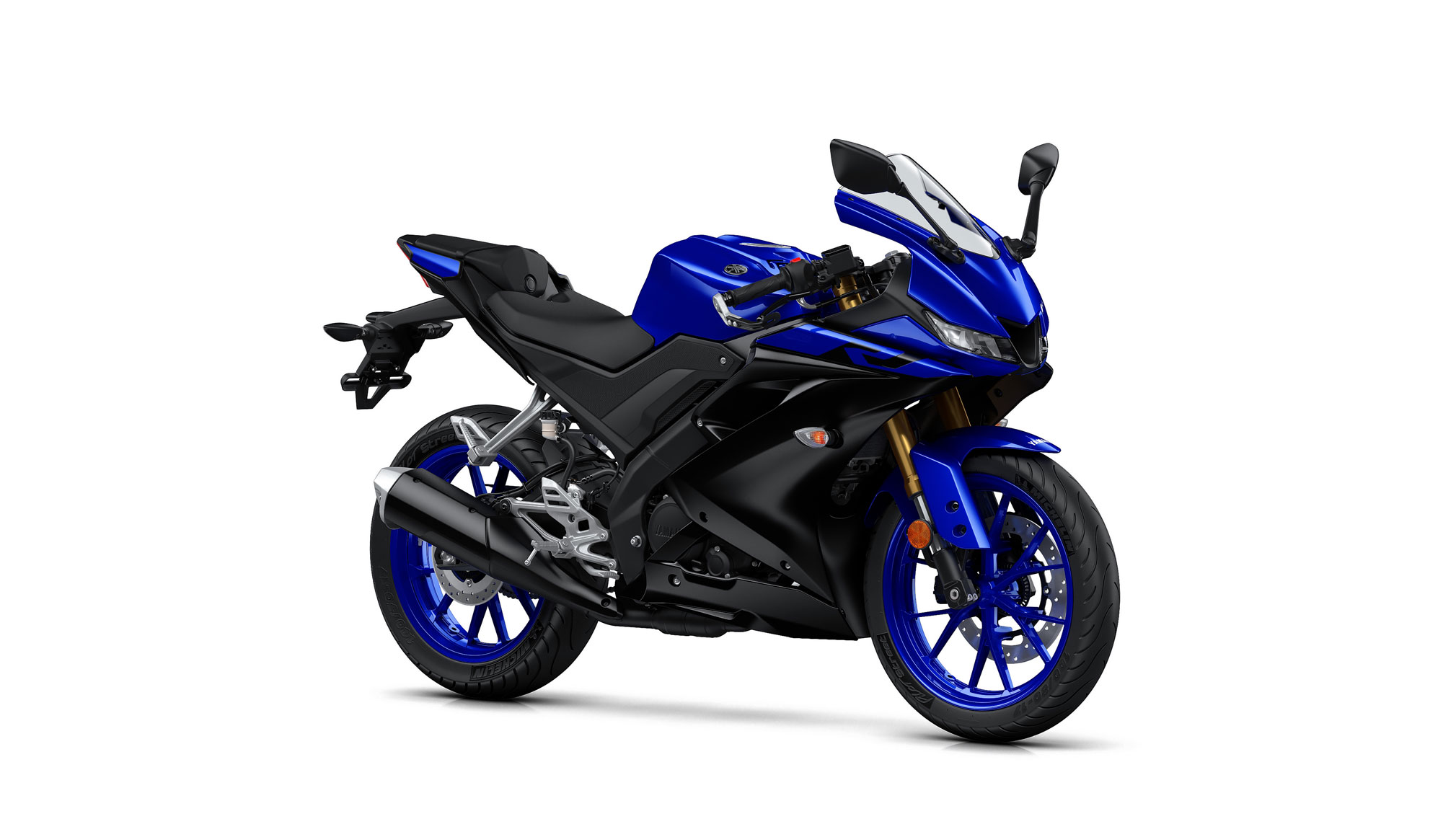 2019 yamaha yzf r125 guide total motorcycle. Black Bedroom Furniture Sets. Home Design Ideas