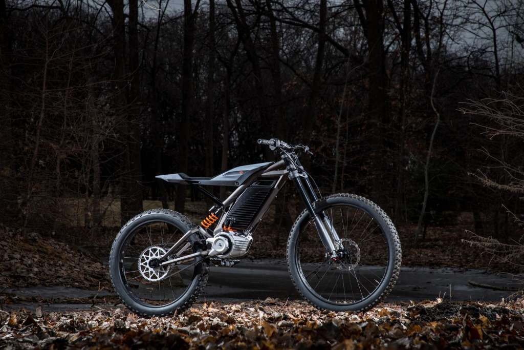 2019-Harley-Davidson Electric Concept Type 2