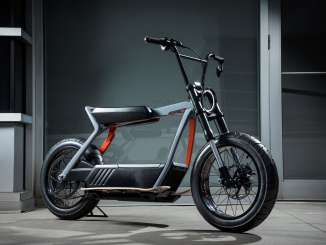 2019-Harley-Davidson Electric Concept Type 1