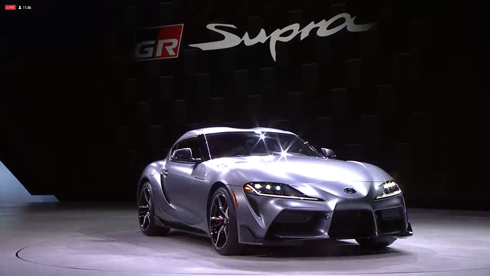 Naias News 2020 Toyota Supra Launches 49 990 4 1 Sec 335hp The