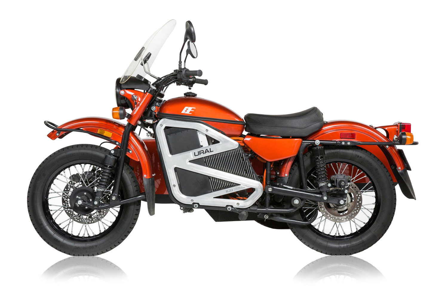 2020 URAL All-Electric Prototype Guide • Total Motorcycle