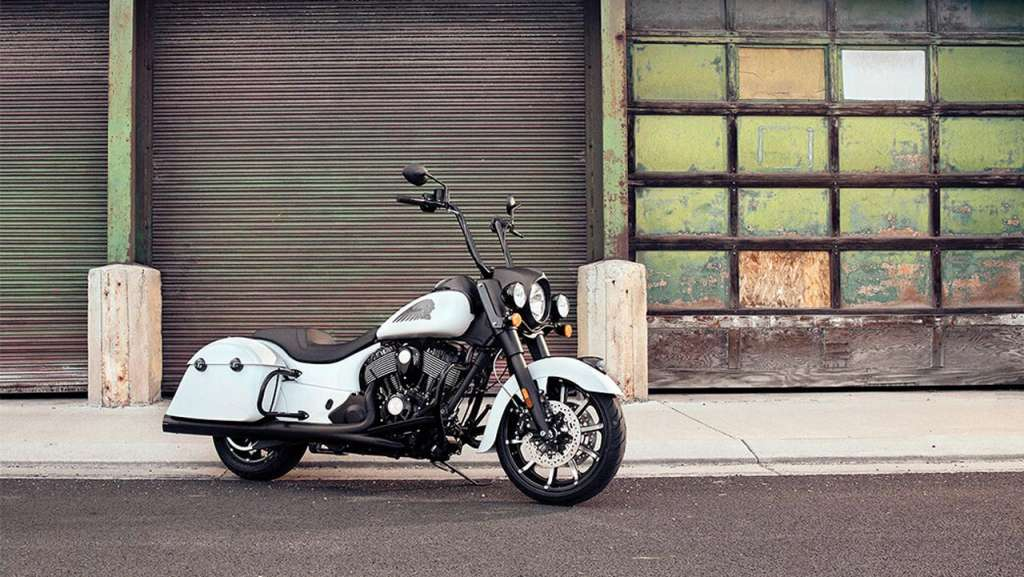 2019 Indian Chieftain Dark Horse 2