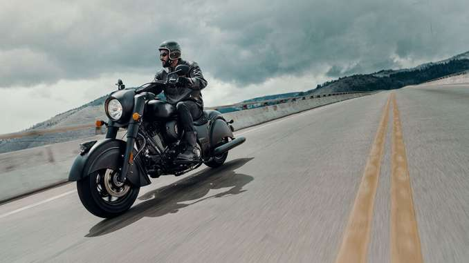 2019 Indian Chieftain Dark Horse 3