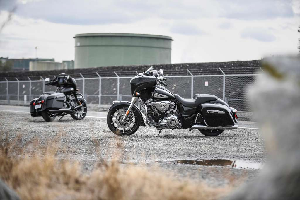 2019 Indian Chieftain Limited Redesign