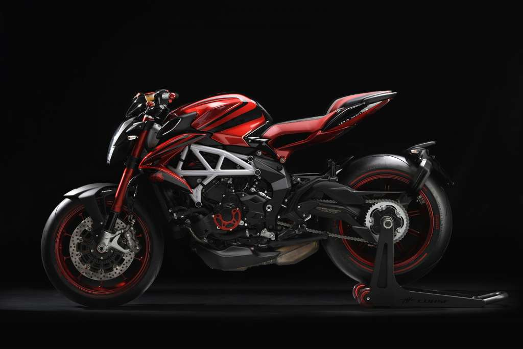 2019 MV Agusta Brutale 800 RR LH44 Guide • Total Motorcycle