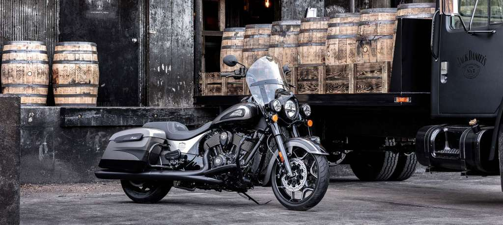2020 Indian Springfield Dark Horse Jack Daniel's Limited Edition