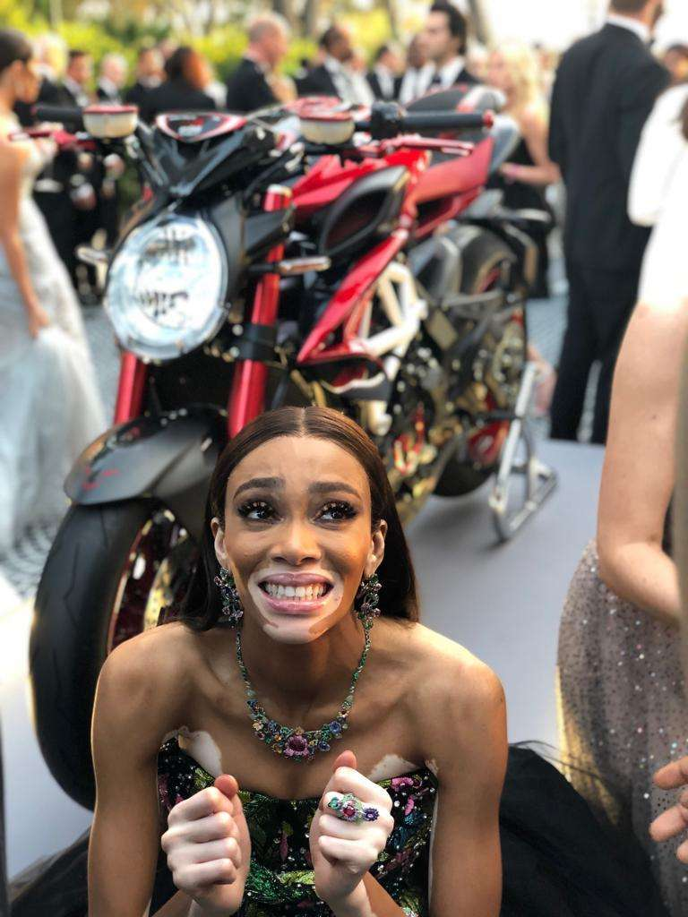 MV Agusta Lewis Hamilton Brutale Auctioned at Cannes Film Festival for AIDS Research