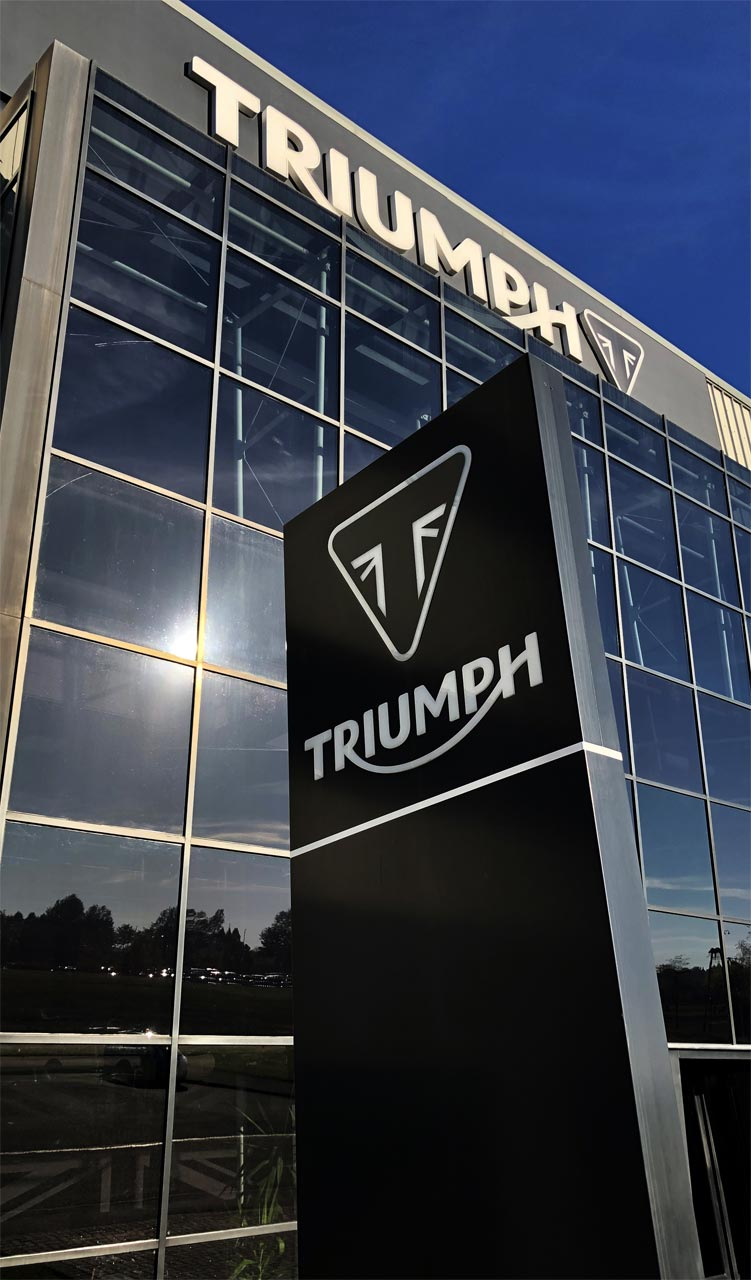 Project Triumph TE-1 Embarks on 2-Year Electric Motorcycle Strategy
