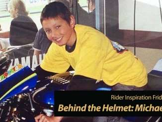 Rider Inspiration - Behind the Helmet: Michael van der Mark