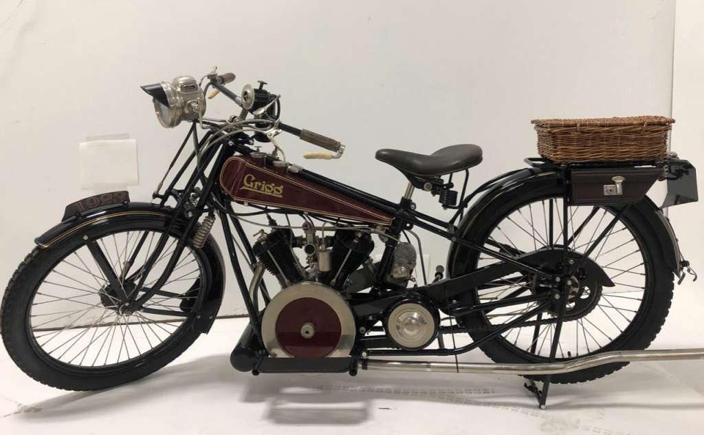 World's Rarest Motorcycles Buried in a Forgotten Los Angeles Warehouse