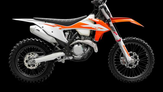 2020 KTM 350 XC-F