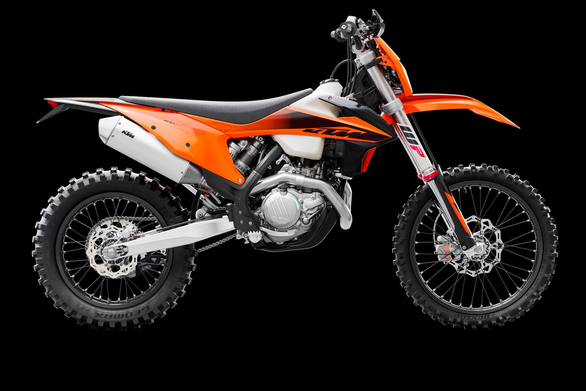 An Ultimate Guide 2020 500 Best Design: 2020 KTM 500 XCF-W Guide • Total Motorcycle