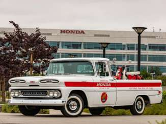 60th Anniversary - American Honda Restores three historic vehicles for SEMA 2019