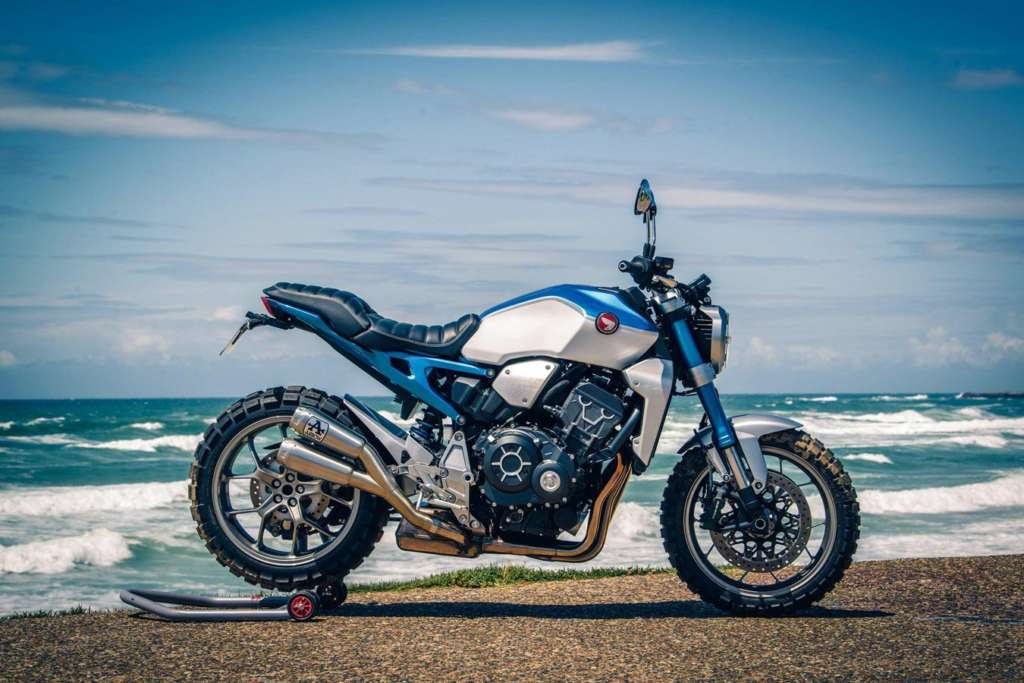 Inspiration Friday: 12 Inspiring Inline-4 Bikes seen at WHEELS AND WAVES 2019