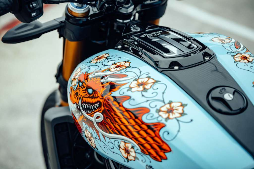 Inspiration Friday: The Art of Motorcycle Passion