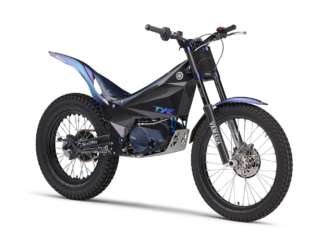 2020 Yamaha TY-E Electric Trials Bike