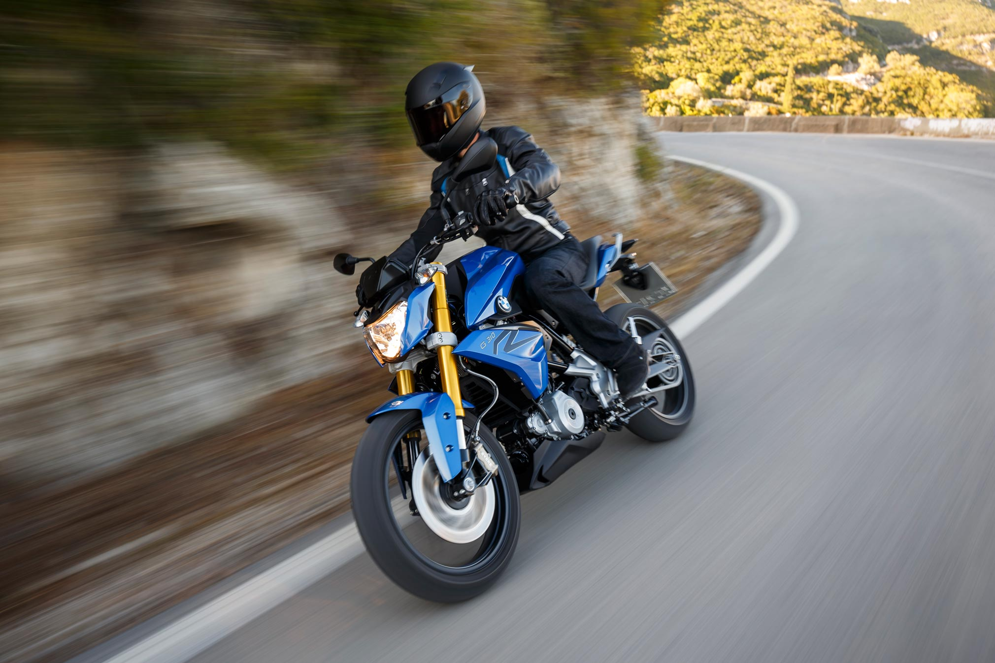 2020 Bmw G310r Guide Total Motorcycle