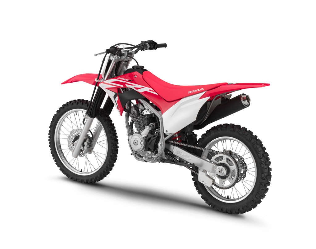 2020 honda crf250f guide • total motorcycle