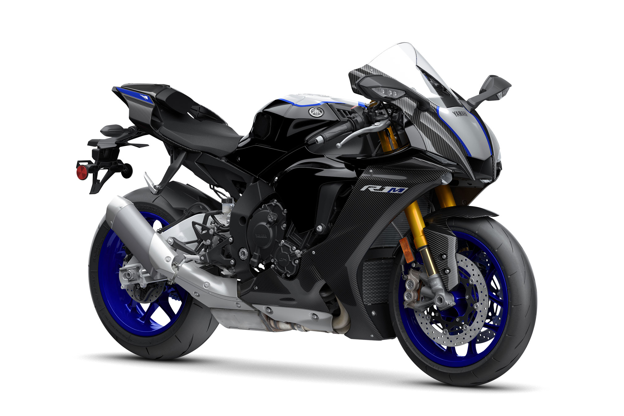 2020 Yamaha YZF-R1M Guide • Total Motorcycle