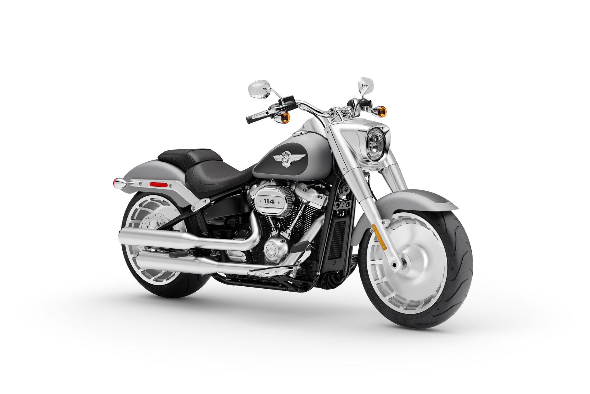 2020 Harley-Davidson Fat Boy 114 Guide • Total Motorcycle