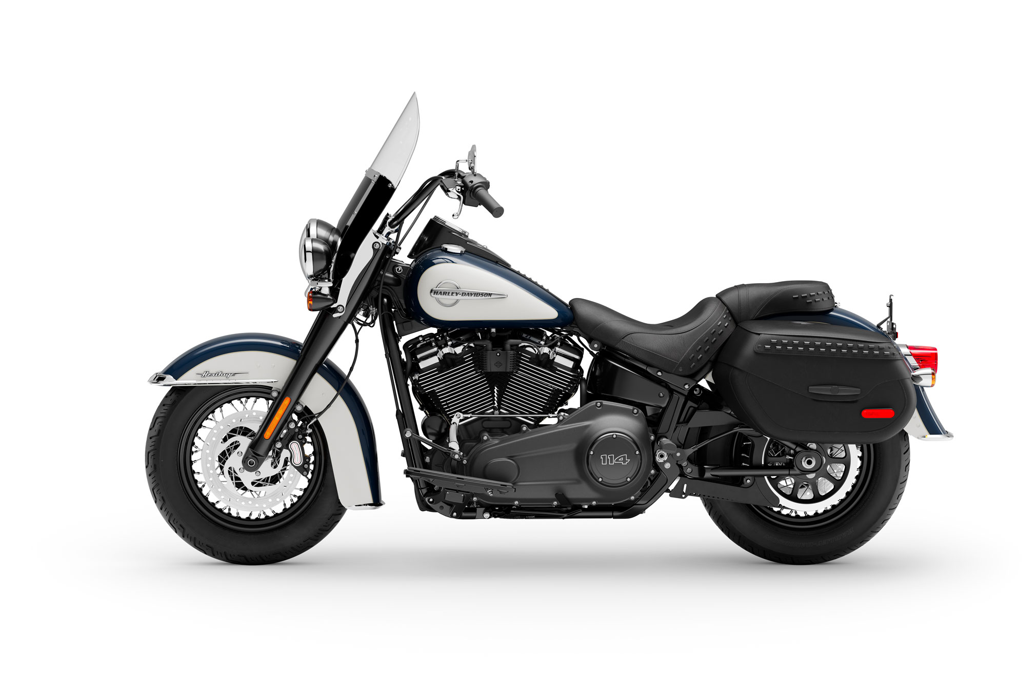 2020 Harley-Davidson Heritage Classic 114 Guide • Total ...