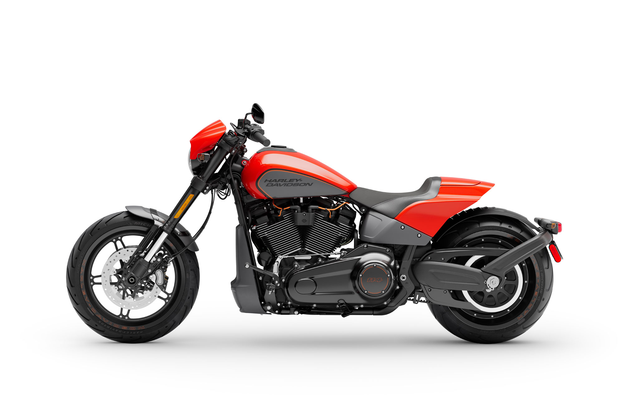 2020 Harley-Davidson Softail FXDR 114 Guide • Total Motorcycle
