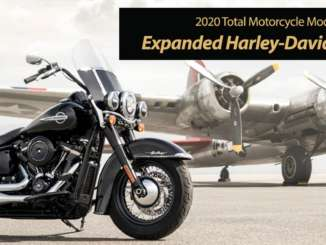 New 2020 Harley-Davidson's Mix Heritage with Innovation
