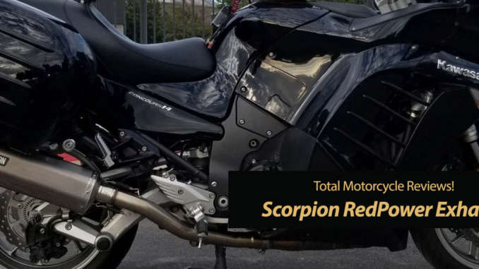 Scorpion RedPower Exhaust - TMW Reviews