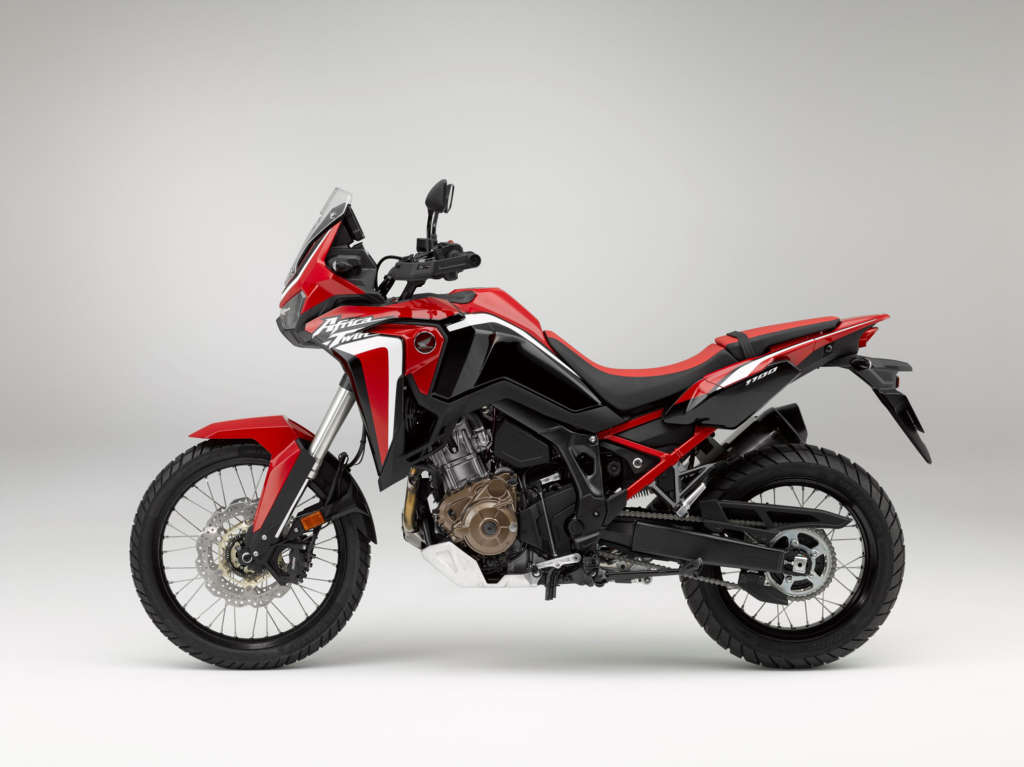 2020 honda africa twin dct guide • total motorcycle