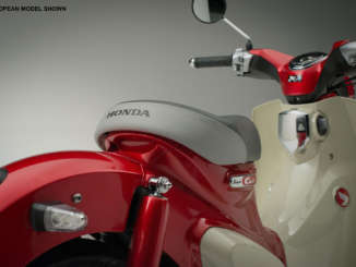 2020 Honda Super Cub C125 ABS