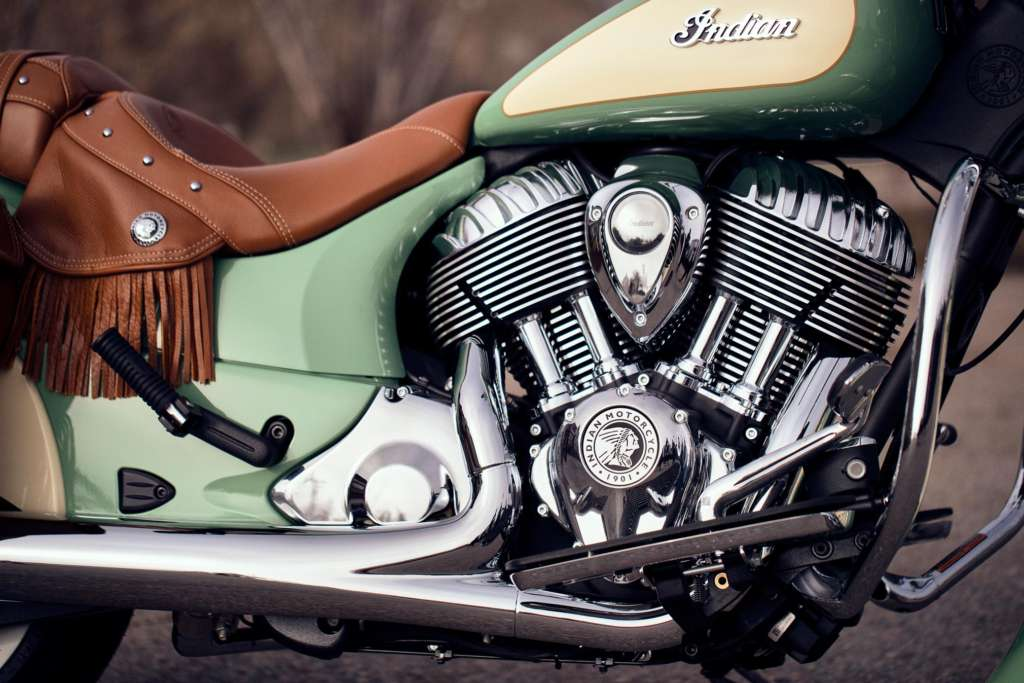 2020 Indian Chief Vintage