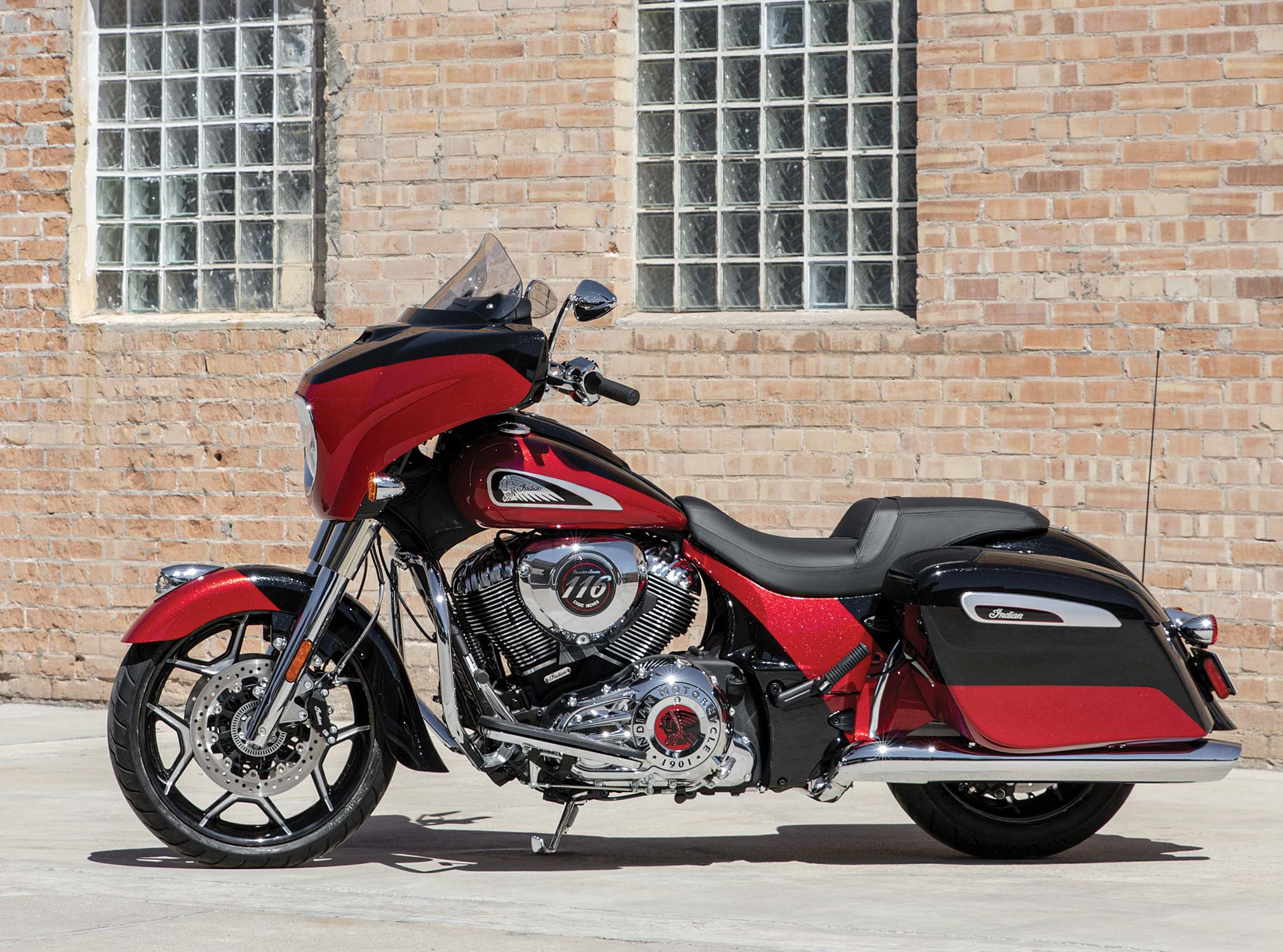 2020 Indian Chieftain Elite Guide • Total Motorcycle