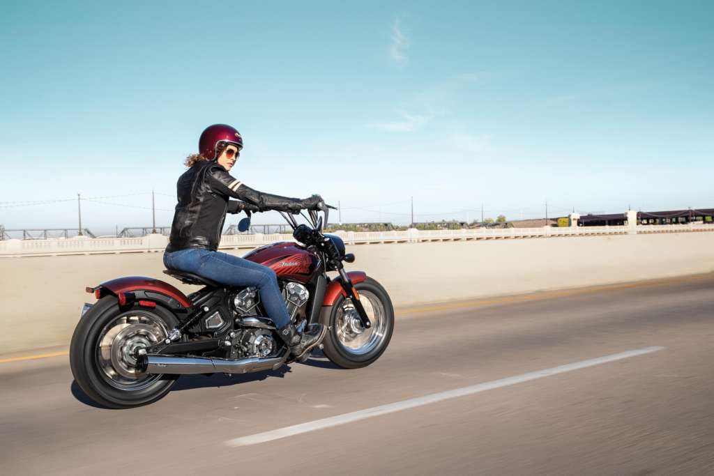 2020 Indian Scout Bobber Twenty