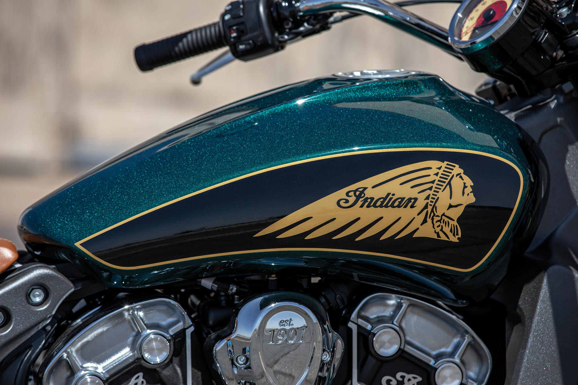 2020 Indian Scout Guide Total Motorcycle