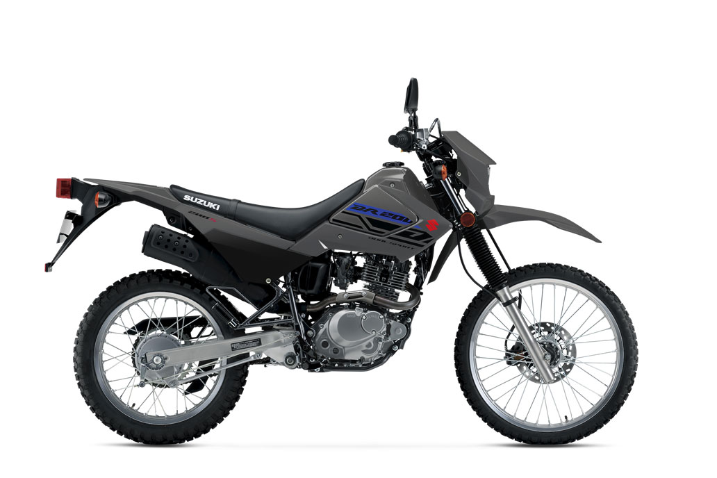 2020 Suzuki Dr200s Guide Total Motorcycle