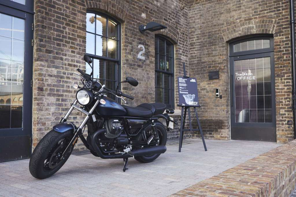 Inspiration Friday: MOTO GUZZI DESIGN & INNOVATION - LONDON DESIGN FESTIVAL 2019